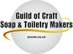 Member of the Guild of Craft Soap & Toiletry Makers
